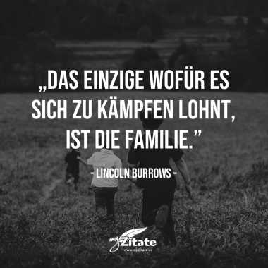Lincoln Burrows: Familie