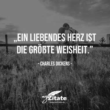 Charles Dickens: Herz