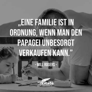 Will Rogers: Familie